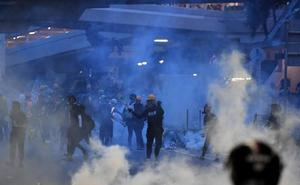 Las manifestaciones vuelven a Hong Kong por décimo fin de semana consecutivo