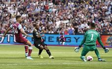 El City estrena la defensa del título goleando al West Ham