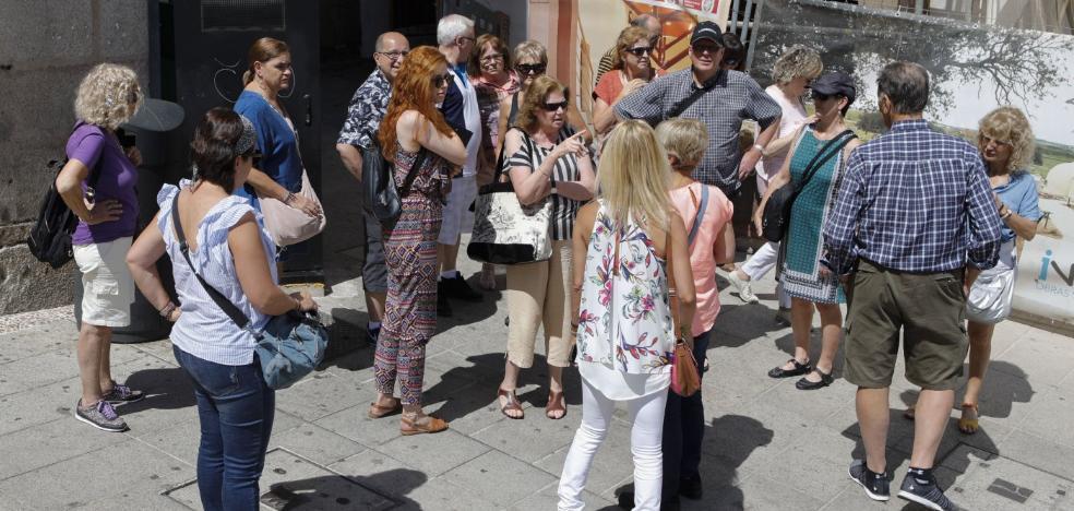 Los hoteles cacereños esperan llenar en el puente de agosto