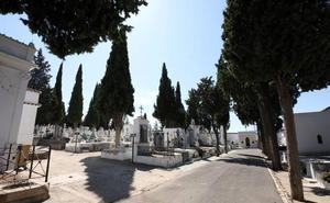 El cementerio acoge hoy 'Contra el olvido', de la asociación de la memoria histórica