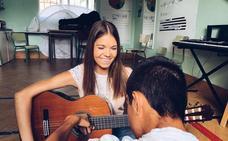 Apnasurex promueve la música entre los niños autistas