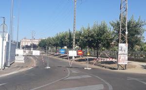 La avenida de los Deportes de Don Benito se abre al tráfico este miércoles