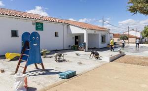 Una veintena de niños comenzarán el curso en San Gil