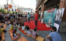 'Héroes y heroínas', una función de teatro con tres cuentos para niños