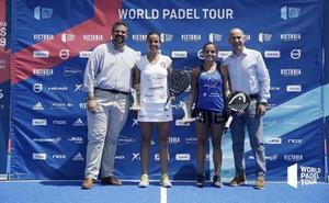 Paula Josemaría repite puesto de finalista en Mijas