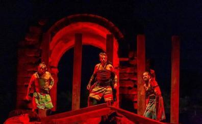 La tragedia vuelve a Cáparra con un Viriato más humano que mito