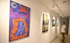 Los jóvenes creadores tienen su hueco en el Museo de la Ciudad