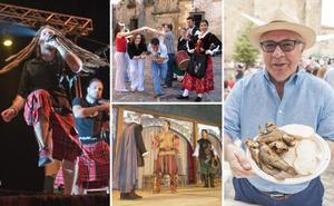 El Alcalde de Zalamea y La Enramá aderezan un fin de semana con sabor a tencas