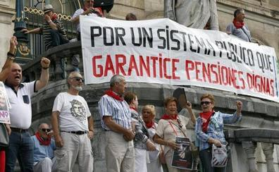 Los pensionistas esperan reunirse con Pedro Sánchez antes de la investidura
