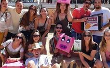 'Los Choris' ganan el concurso de la fiesta del guarrito de Monesterio