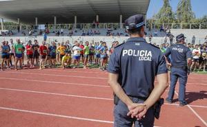 La mitad de aspirantes a las plazas de policía local pasan las pruebas físicas