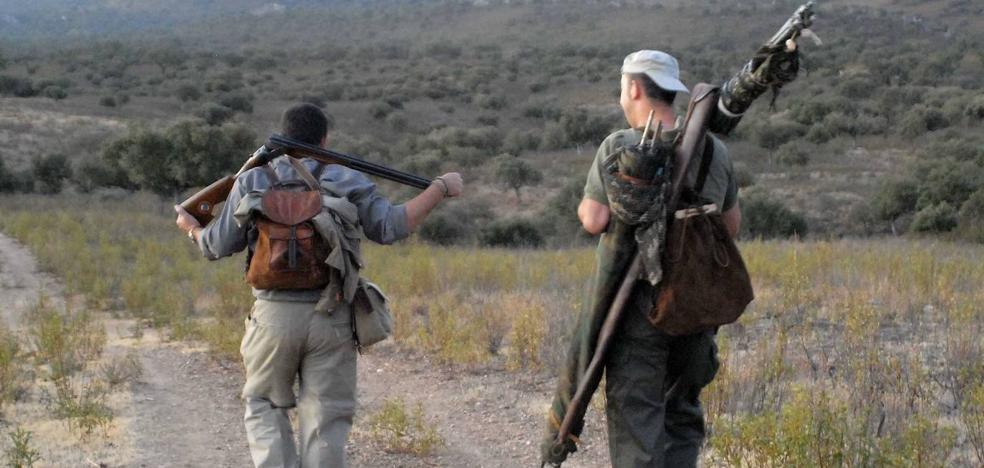 Extremadura pierde 7.000 licencias de caza en la última década