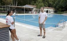 Suben los usuarios de las piscinas de Cáceres pese a las temperaturas suaves del verano