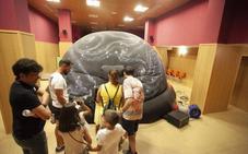 El fuerte de San Cristóbal acoge este sábado una fiesta astroturística