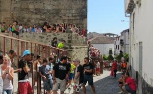 Los encierros y capeas animan las ferias de Jaraíz de la Vera