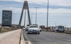 La Junta concluye las labores de asfaltado del puente Real