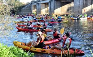 Agosto 'Pasado por agua' en los circuitos Deporte y Naturaleza de la Dirección General de Deportes