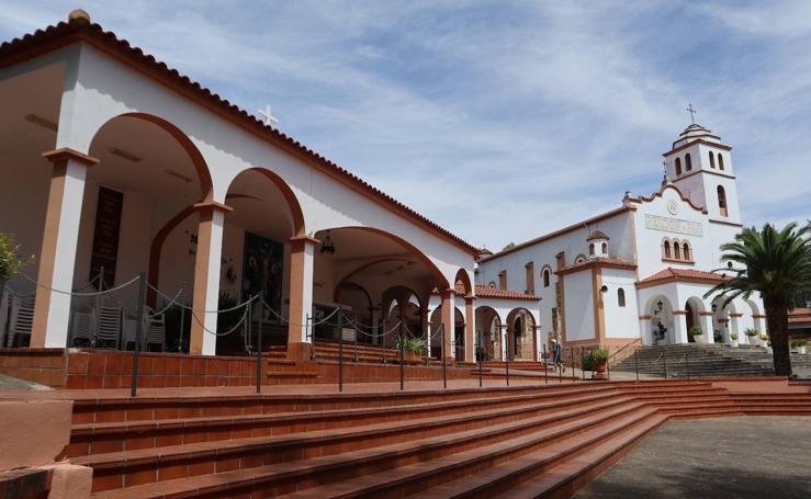 Rincones con encanto de Extremadura   Santuario de Chandavila: Relax en un santuario mariano