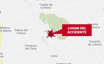 Un niño de 4 años resulta herido tras sufrir un atropello en Hornachos