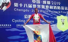 El extremeño Javier Sánchez se cuelga dos oros y tres platas en China