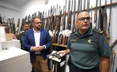 El nuevo cuartel de la Guardia Civil en Mérida acoge a 42 efectivos desde hace un año