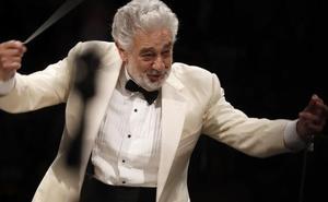 Paloma San Basilio y Ainhoa Arteta defienden a Plácido Domingo: «Siempre fue un caballero»