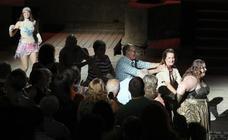 Egipto conquista el Teatro Romano