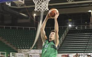 Prematuro adiós de Dani Martínez al baloncesto