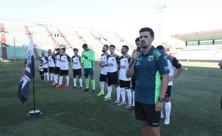 Victoria del Mérida (3-0) ante el Villarrubia