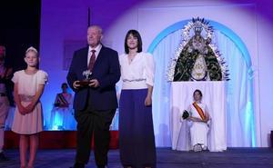 El acto central de las fiestas de Almendralejo sirve para homenajear a Antonio Díaz