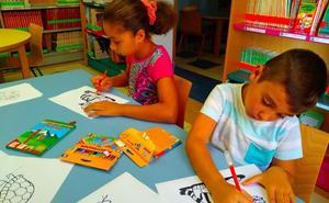 El fomento de la lectura destaca dentro del 'Agosto activo' de Villanueva