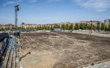 El José Pache de Badajoz ya es un solar