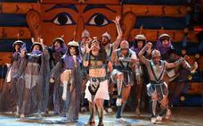 'La corte del faraón': entretenida y poco trascendental