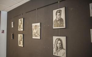 Ecosistema W expone los retratos de Ángel Jiménez