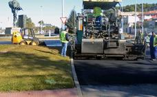 Cortes de tráfico en Circunvalación desde mañana por asfaltado