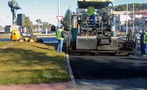 Cortes de tráfico en Circunvalación desde hoy por asfaltado