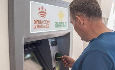 El primer cajero automático del pueblo