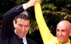 Fallece a los 76 años Felice Gimondi mientras se bañaba