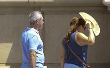 Extremadura marca 4 de las 10 temperaturas más altas de España a medianoche