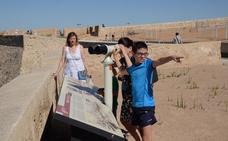 El Fuerte de San Cristóbal de Badajoz acoge este sábado una visita guiada libre y gratuita