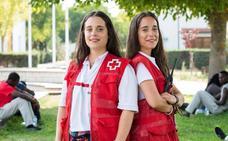 Los voluntarios, la pieza básica del engranaje del centro de acogida