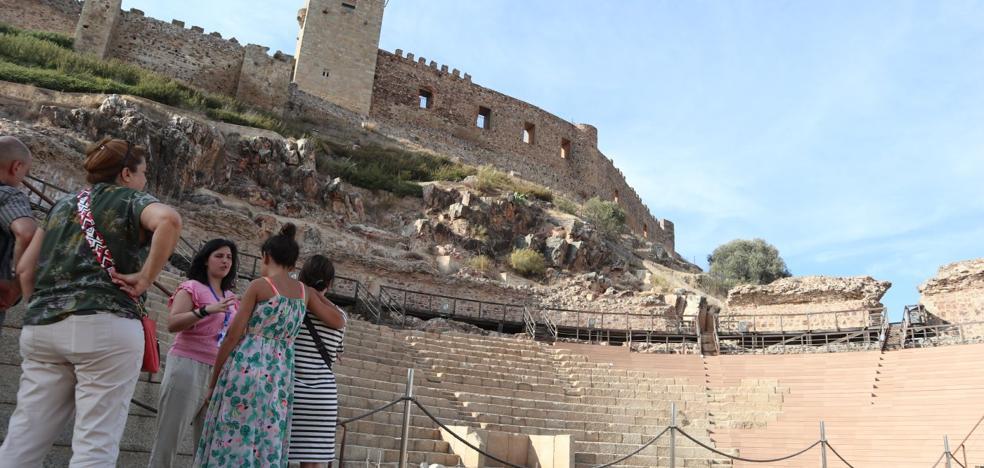 Medellín: Un teatro romano de tres