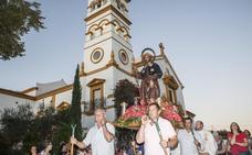 San Roque festeja el ecuador de agosto