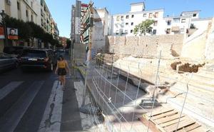 Las obras de rehabilitación del María Luisa se reanudarán en pocas semanas