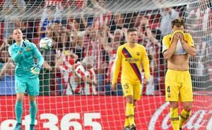 Demasiados interrogantes en el Barça para arrancar bien una Liga