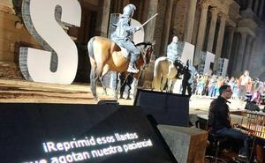 Mitos, dioses y leyendas se hacen accesibles en el Teatro Romano de Mérida