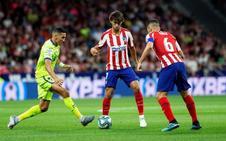 Atlético-Getafe, en directo