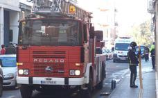 Piden 80 nuevos bomberos para los parques de la provincia de Badajoz