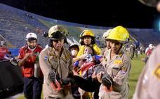 Al menos cuatro muertos y siete heridos por incidentes en un partido de fútbol en Honduras