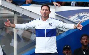 El Chelsea de Lampard continúa sin ganar